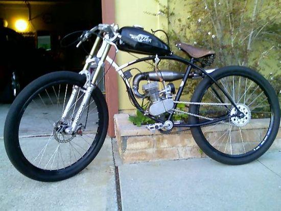 Motorbicycle, want, need brooks saddle