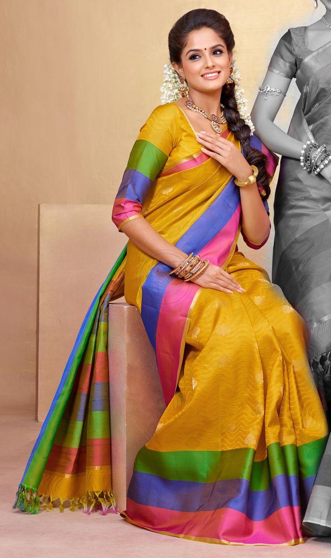 Bairavi Traditional Silk sarees