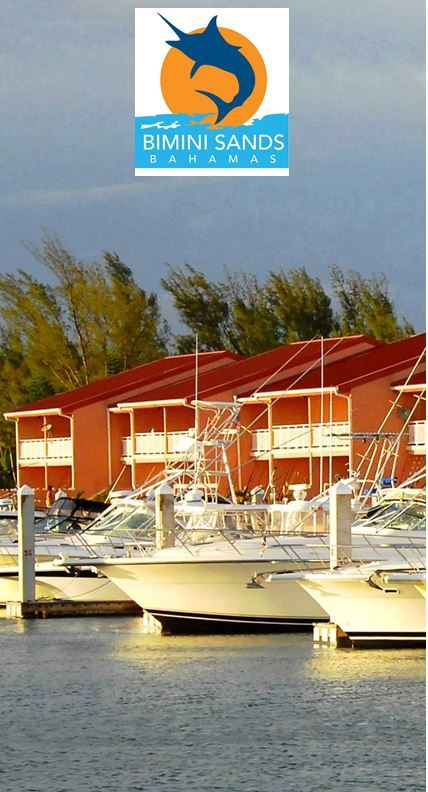 Bimini Sands offers first class amenities for boats and yachts up to 100'.