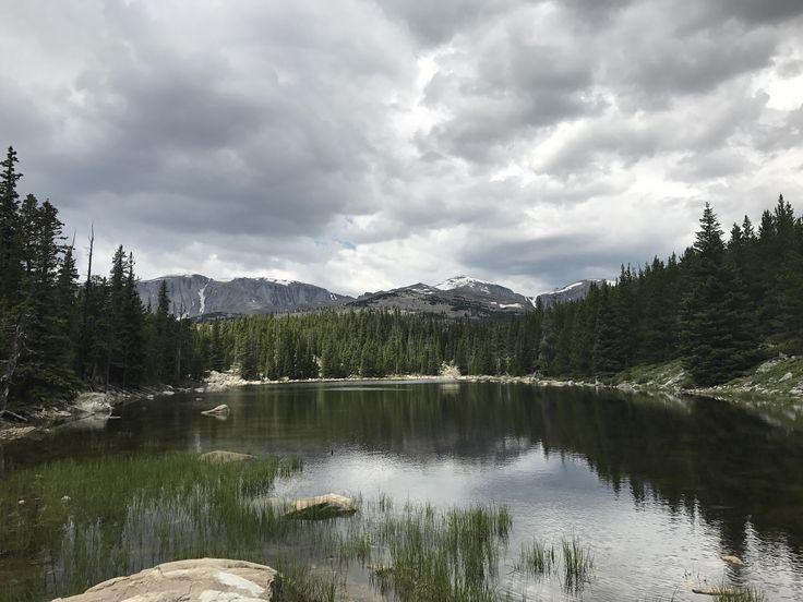 Rainy Lake - Bighorn National Forest WY [4032 X 3024] [OC] http://ift.tt/2hKH3Vd