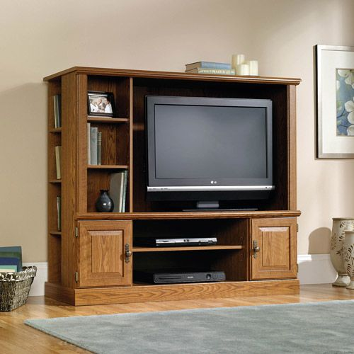 Sauder Orchard Hills Entertainment Center, Sauder Orchard Hills Large  Highboy TV Stand, TV Stand, Engineered Wood TV Stand, Storage TV Stand Need  This.