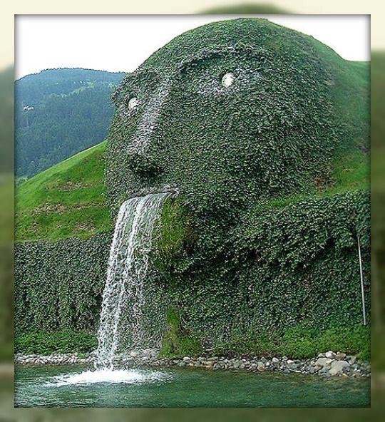 Swarovski Fountain, Innsbruck, Austria
