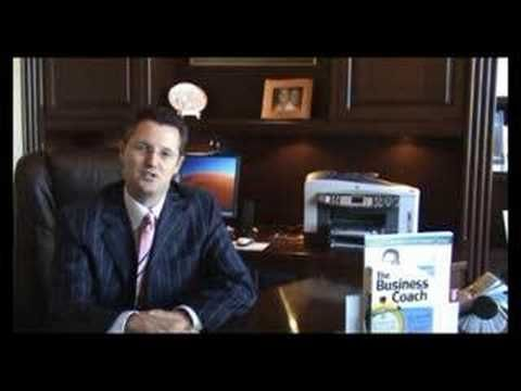 Wondering if Business Coaching is for you? Watch this video by the founder of ActionCOACH - Brad Sugars.