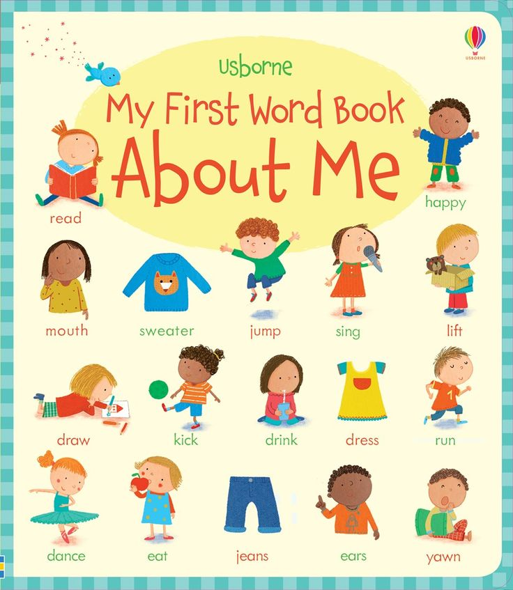 "Find out more about ""My first word book about me"", write a review or buy online."