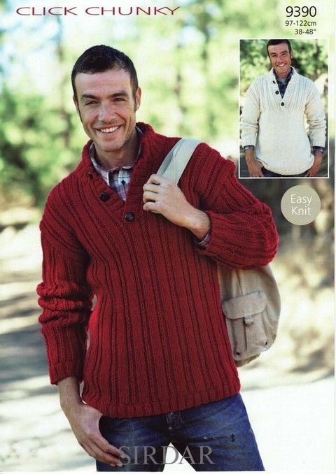 Sirdar - 9390 - Sweaters