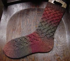 This is more of a recipe than a pattern; it assumes that the knitter is familiar with the basics of sock construction.