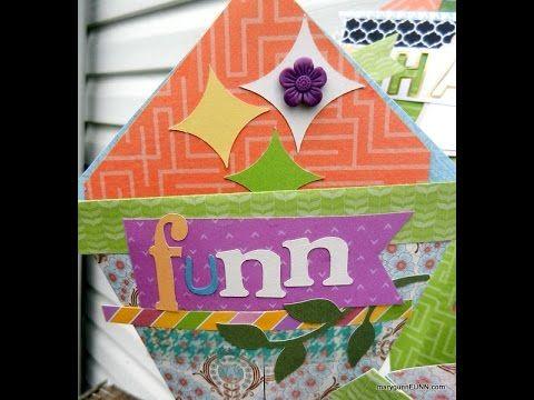 Let's Go Make a Kite! | MaryGunnFunn.com