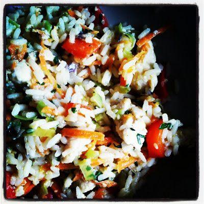 smażony ryż w 30 minut