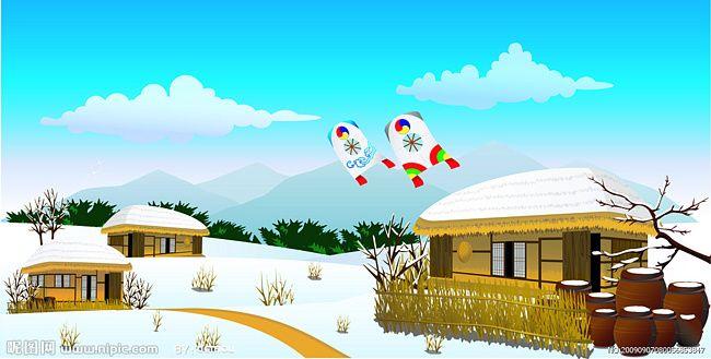 Традиция запуска воздушных змеев на праздник Цинмин возникла при династиях Мин и Цин и сохранилась до сих пор.