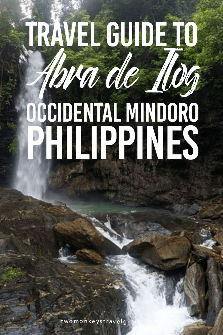 "Travel Guide to Abra de Ilog, Occidental Mindoro, Philippines Abra de Ilog, which simply means ""opening of a river,"" is a serene and quiet town that serves as the only gateway to Occidental Mindoro. Probably what makes the town busy and noisy in a day is when a RORO ship docks in its port, carrying with it hundreds of locals and tourists alike eager to visit what Occidental Mindoro has to offer."