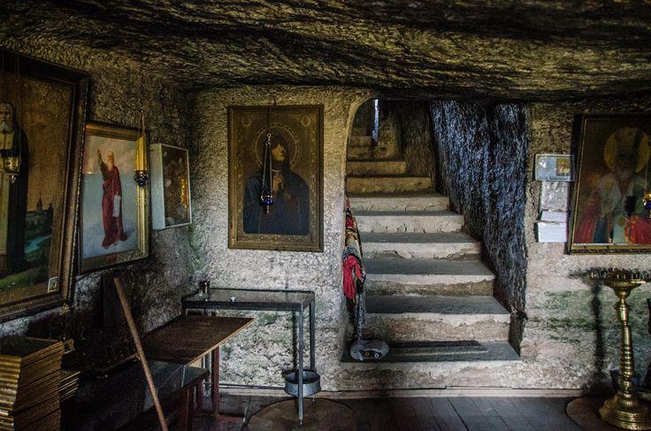Photograph Stairway to Orheiul Vechi Monastery - Trebujeni, Moldova by Nick Laborde on 500px