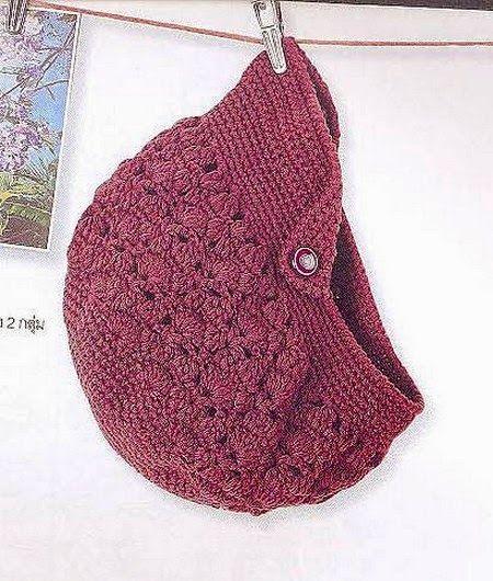 GORROS O BOINAS A CROCHET CON PATRONES GRÁFICOS | Patrones Crochet, Manualidades y Reciclado