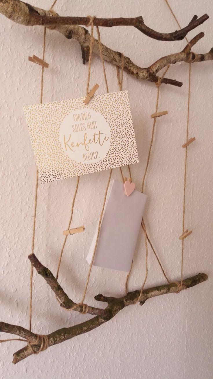 Pinnwand DIY- Organisieren mit Memoboard und Co.