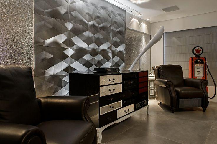 Dyamante cinza - Arquiteto Rogério Pandolfo