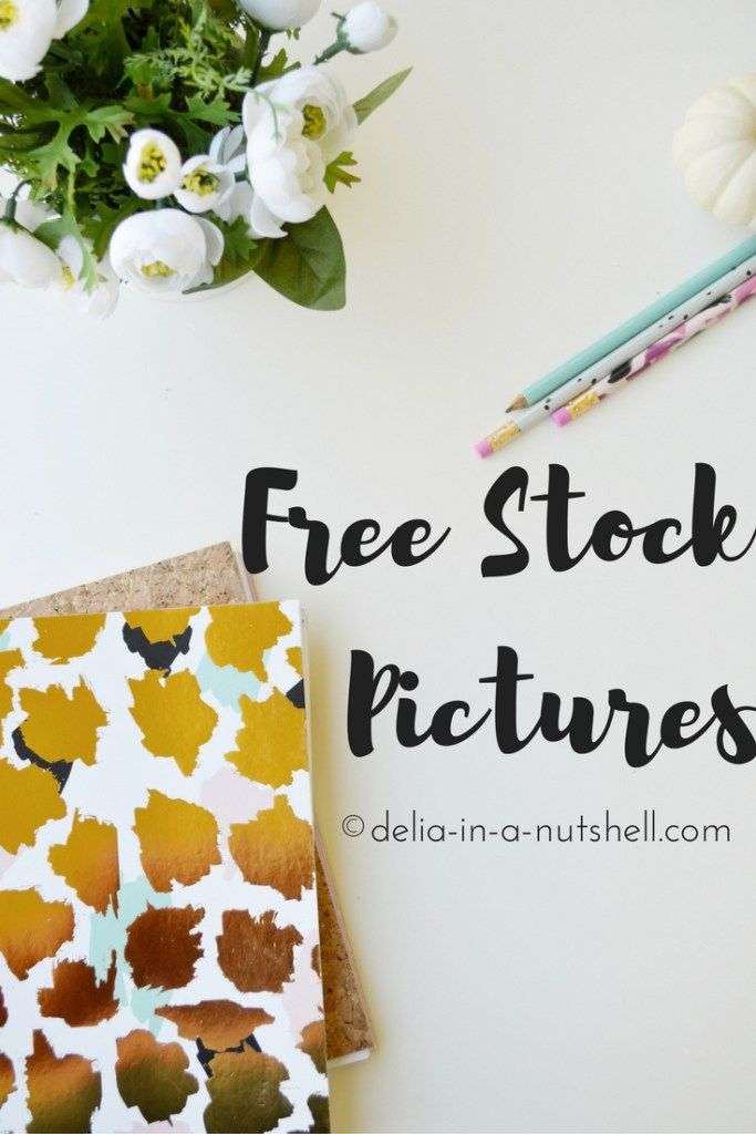 How can you download stock photos for free?