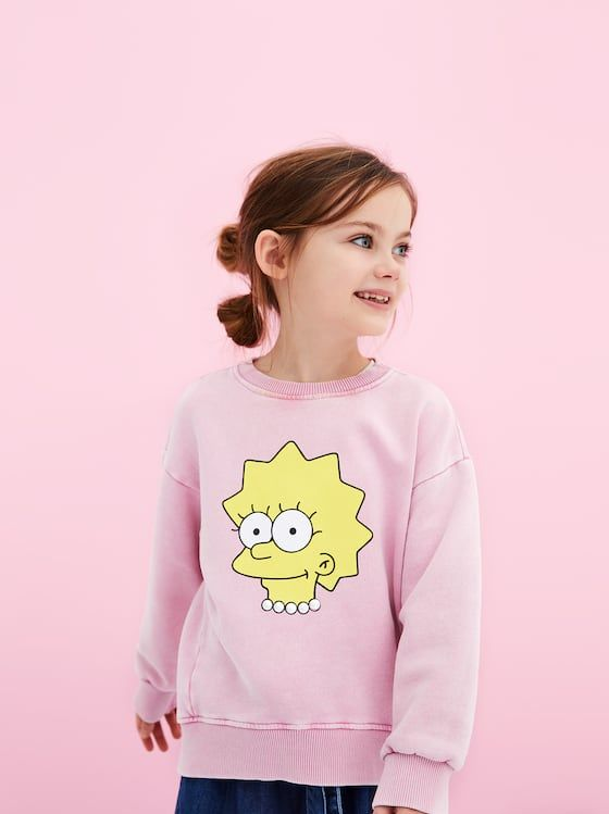 fd9e52f8da8 THE SIMPSONS® SWEATSHIRT - NEW IN-GIRL