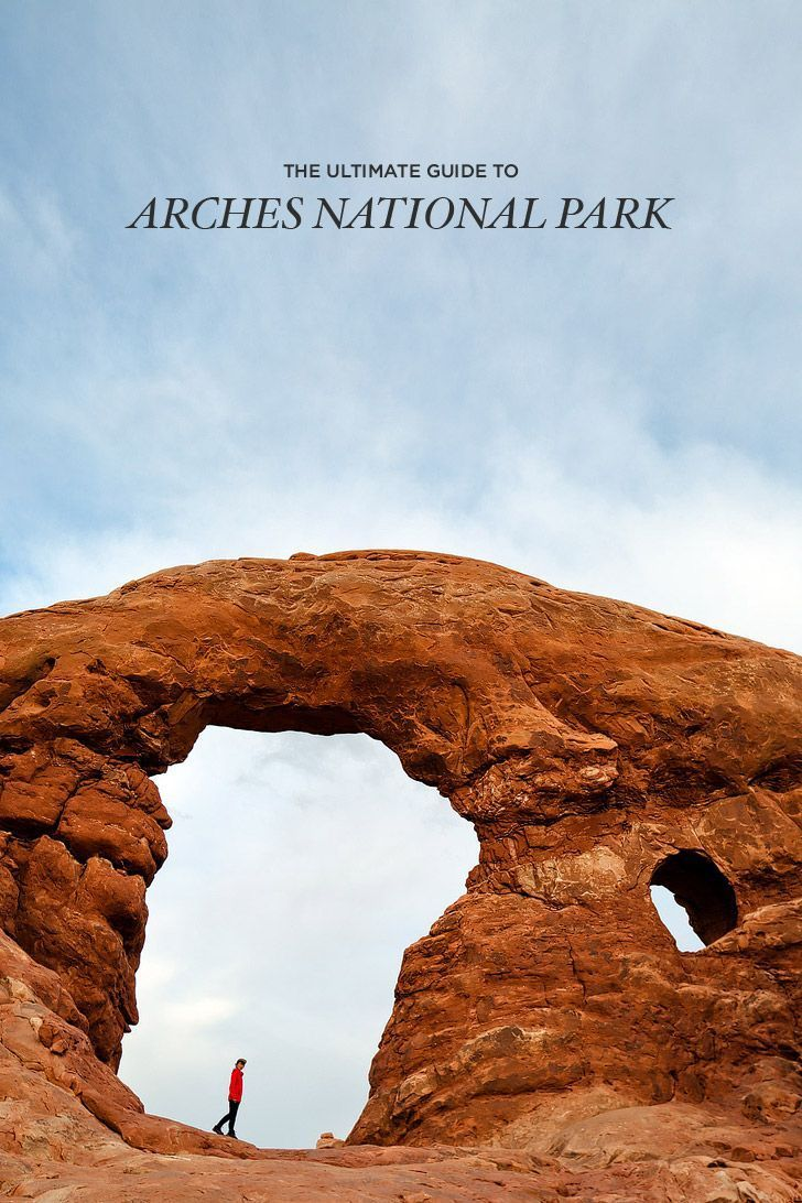 The Ultimate Guide to Arches National Park + Where to stay, what to do, permits you need, and tips you should know beforehand #arches #nationalparks #archesnationalpark #utah #visitutah #nps #findyourpark // Local Adventurer
