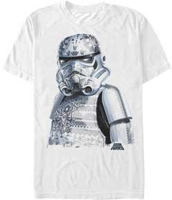 Big Henna Stormtrooper T-Shirt