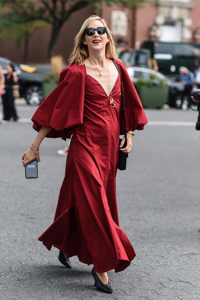 Can You Wear Red To A Wedding This Is The Definitive Answer In 2020 Fashion Week Street Style Fashion New York Fashion Week