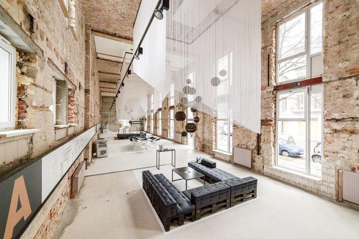 Gallery of A space: Lofts in Berlin Mitte / plajer & franz studio - 1