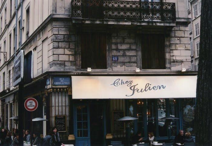 Chez Julien - My most favourite restaurant in Paris!