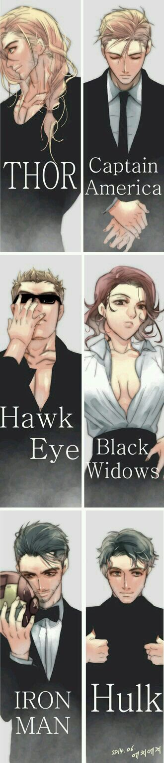 I love everything but how most of black widow's art is taken up by boob. She's more than a pair of tits but she's not unwilling to stoop that low. How about some cleavage and a gun or something. Like seriously