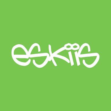 eskiis - Logo Green (default) eskiis.com