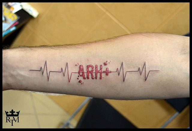 Napis Na Tatuażu Zlecenie Zamknięte Sieć Serwerów