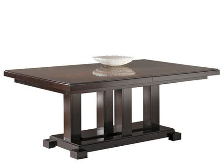 Dining table Downtown by Selva AG - Via Designresource.co