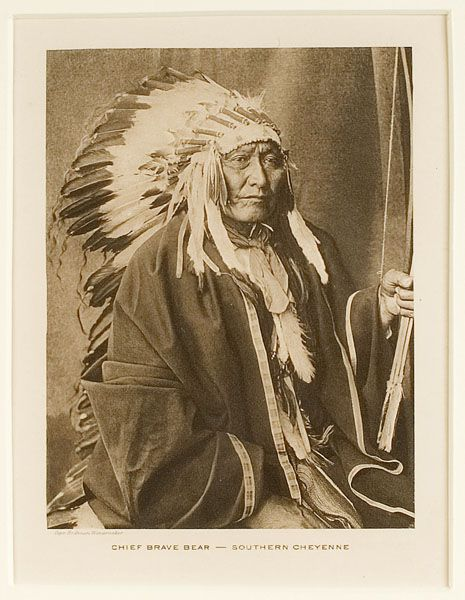 Old Photos - Southern Cheyenne | www.American-Tribes.com