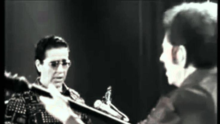 ΣΑΝ ΑΠΟΚΛΗΡΟΣ ΓΥΡΙΖΩ ΤΣΙΤΣΑΝΗΣ-ΜΠΕΛΛΟΥ LIVE 1972