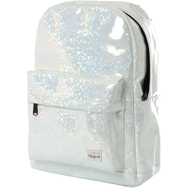 Spiral backpack O.G. White Diamond