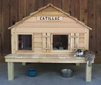 need to make this for me for my outside stray friend insulated outdoor pet house with platform
