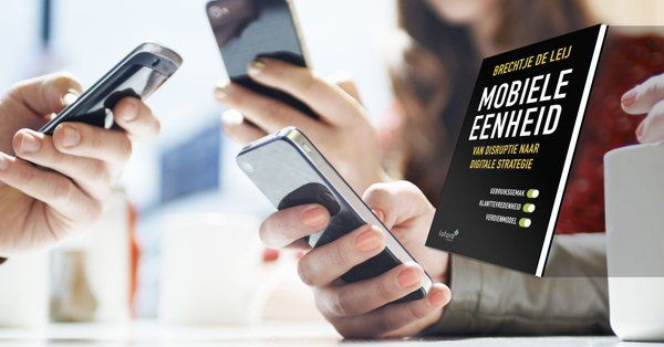 """Mooi bericht bij iCity Magazine: """"Brechtje de Leij schrijft in 'Mobiele Eenheid' over de impact van mobiel in het digitale tijdperk. Met haar eerste boek, 'Mobiele Eenheid – Van Disruptie naar Digitale Strategie' gaat Brechtje in op de recente ontwikkelingen rond mobiel en hoe je je business succesvol naar mobiel overdraagt. #mobieleeenheid #brechtjedelij #icity #futurouitgevers"""