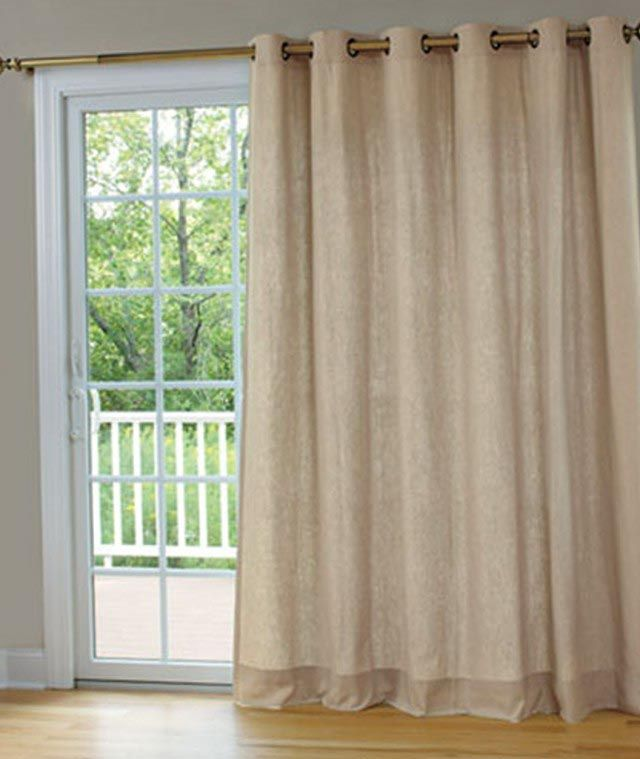 best 25 patio door curtains ideas on pinterest slider. Black Bedroom Furniture Sets. Home Design Ideas