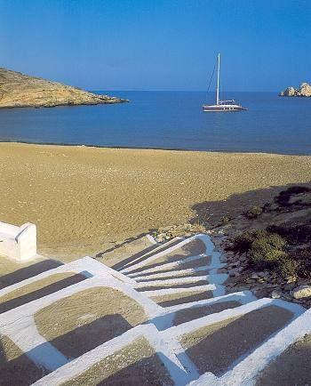 Greek island hopping, Milos