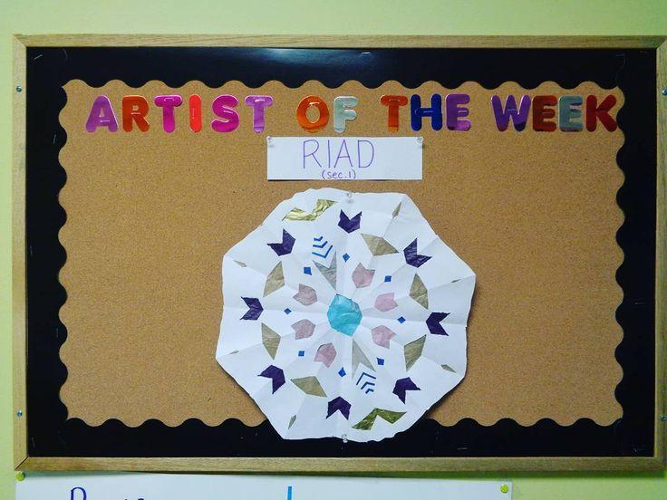 The artist of the week! #NSA #NSAart #Art