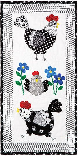 Chicken Skinny quilt by Margie Ullery | Ribbon Candy Quilts.  Panama Canal cruise project.