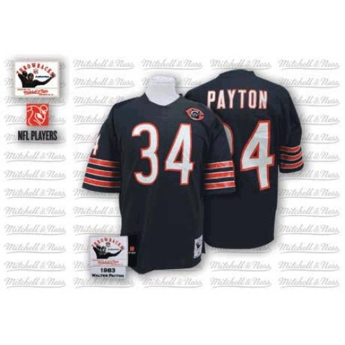 new styles c9b51 fef92 limited walter payton mens jersey chicago bears 34 realtree ...