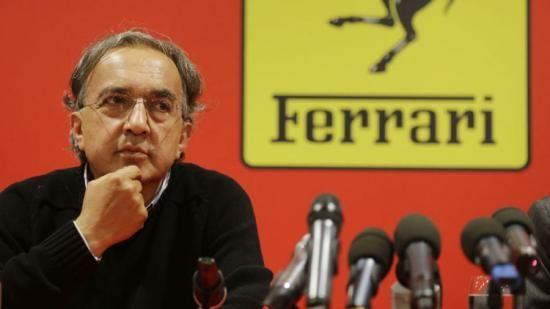Marchionne: geen extra centjes voor Ferrari F1-team