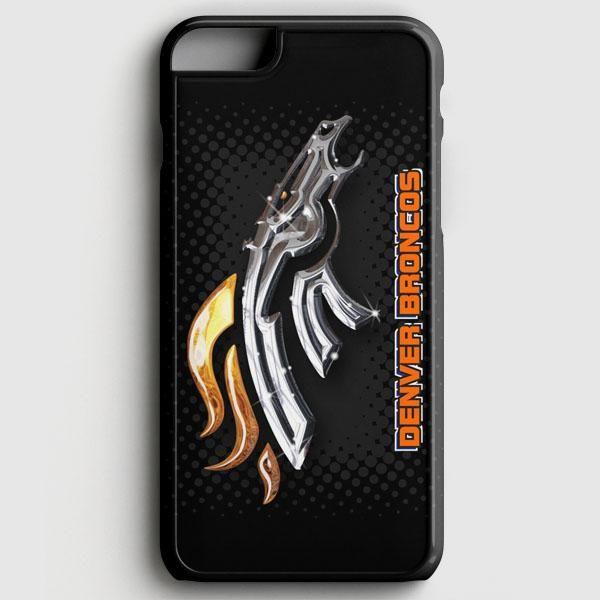Denver Broncos Football Team Nfl iPhone 6/6S Case   casescraft