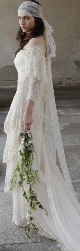 Alberta-ferretti♥✤ | Keep the Glamour | BeStayBeautiful -- Gypsy wedding attaire