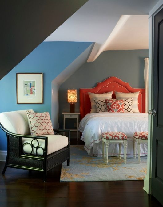 13 Shocking Attic Renovation Roi Ideas In 2020 Attic Bedrooms Home Contemporary Bedroom