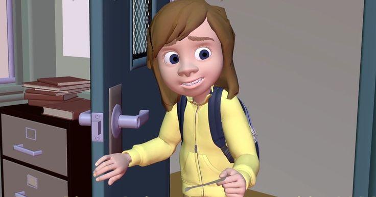Pixar Animation Intern Showreel by Julian Teo