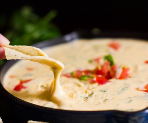 The Best Authentic Tex Mex Queso - Away From the BoxReally nice #hashtag