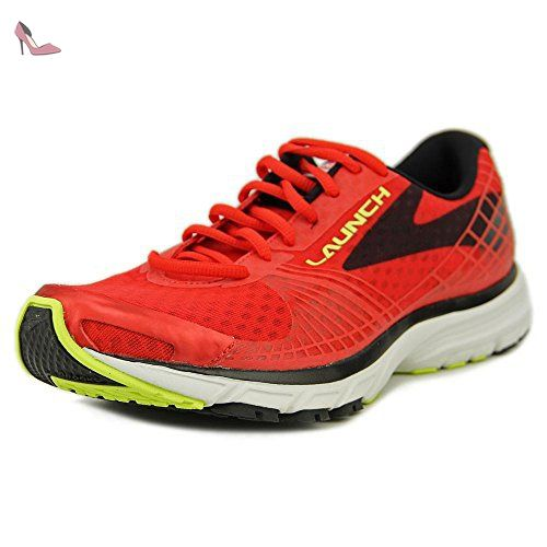 Brooks Aduro 3 W, Chaussures de Course pour Homme Multicolore Byzantium/Paradise Pink/Saffron 37 1/2