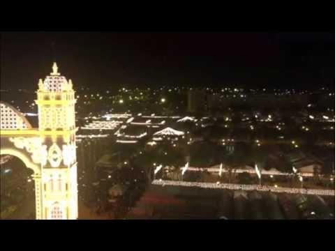 Repasa como fue el alumbrado de la Feria de Sevilla 2016 - http://www.feriadeabrilsevilla.com/repasa-fue-alumbrado-la-feria-sevilla-2016/