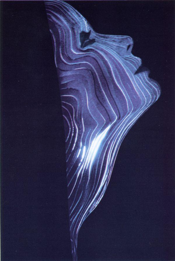 Franco Rubartelli: Trav'Lin Lights, Blue, Neon, 60S Photographers, Late 60S, Franco Rubartelli, Art Ideas, Deco Mesh, Tance Fairs