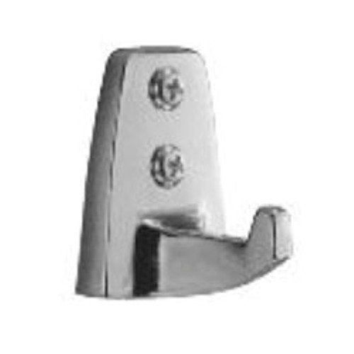 Taymor 01-211 Sundial Series Single Robe Hook, Polished Chrome by North. $7.58. From the Manufacturer                The Taymor 01-211 Sundial Series Single Robe Hook features a Polished Chrome finish in a traditional design for a classic style for any bathroom. It has a transitional look for a design that will enhance your bathroom decor. The 01-211 comes one per package, includes all the mounting hardware, constructed of a durable Zamac (diecast zinc alloy), and measures...