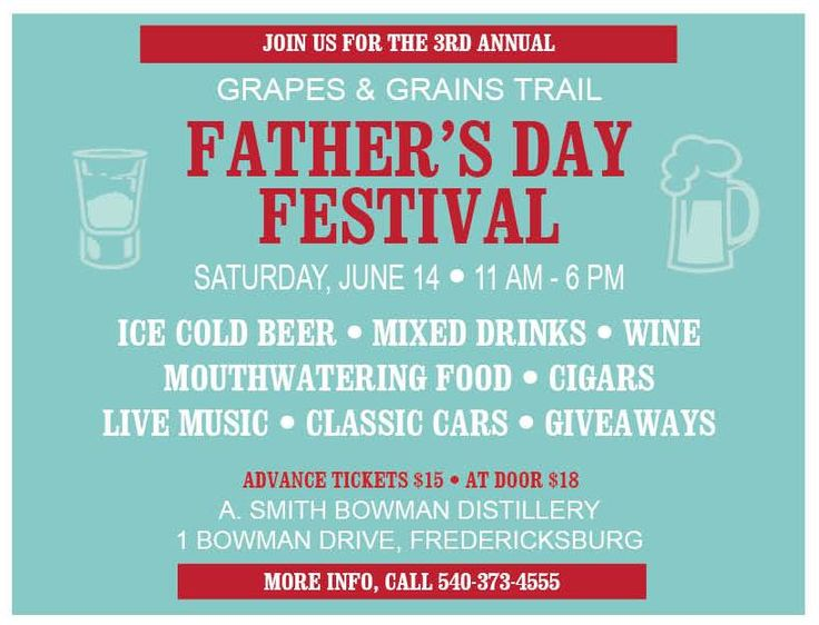 father's day events raleigh nc